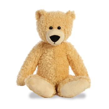 Slouchee the Skinny Tan Teddy Bear by Aurora