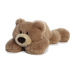 Baby Huggawug the Lying Stuffed Brown Bear by Aurora