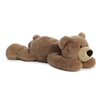 Mama Huggawug the Big Lying Stuffed Brown Bear by Aurora