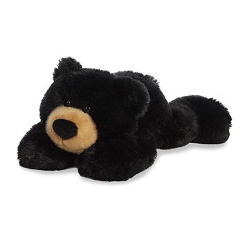 Baby Huggawug the Lying Stuffed Black Bear by Aurora