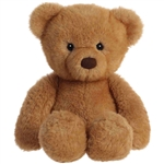 Softie the Plush Brown Teddy Bear by Aurora