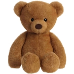 Big Softie the Plush Brown Teddy Bear by Aurora