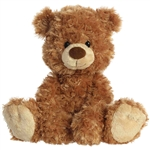 Mookie the Plush Light Brown Teddy Bear by Aurora