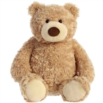 Mumford the Plush Tan Teddy Bear by Aurora
