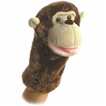 Montgomery the Plush Monkey Puppet by Aurora