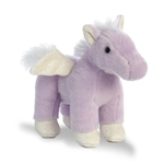 Magic the Stuffed Purple Pegasus with Sound by Aurora