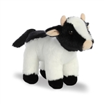 Milker the Small Stuffed Cow with Sound by Aurora