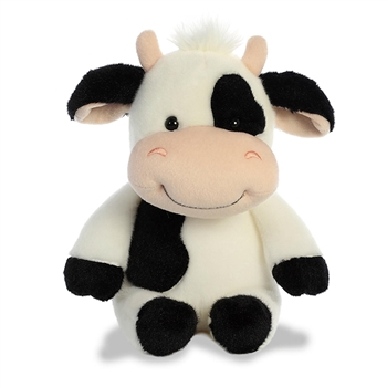 Mooty the Stuffed Spotted Cow by Aurora