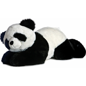 Xie-Xie the Jumbo Stuffed Panda Super Flopsie by Aurora