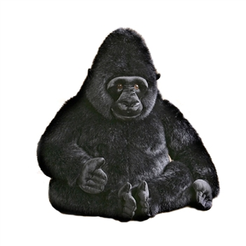 Gunga the Jumbo Stuffed Gorilla 48 Inch Plush Ape by Aurora