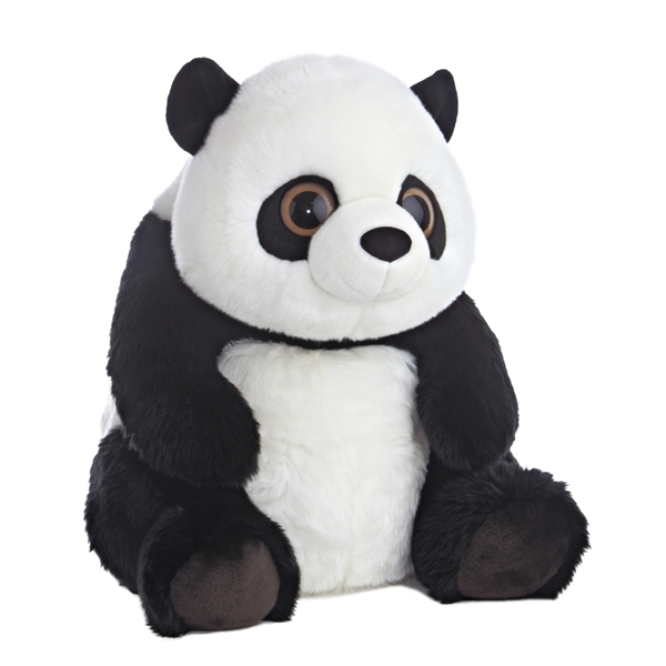 Lin Lin The Giant Stuffed Panda Bear By Aurora At Stuffed Safari