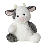 Clementine the Sweet and Softer Cow Stuffed Animal by Aurora