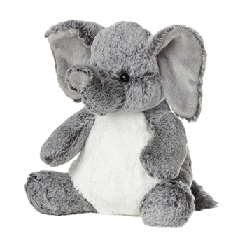 Elio the Sweet and Softer Elephant Stuffed Animal by Aurora