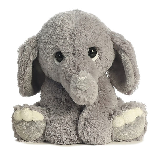 Lil Benny Phant The Elephant Stuffed Animal By Aurora At