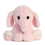 Lil Benny Phant the Pink Elephant Stuffed Animal by Aurora