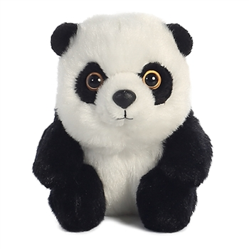 Lin Lin the Little Baby Panda Stuffed Animal by Aurora