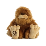 Sitting Bigfoot Stuffed Animal by Aurora