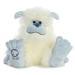Sitting Yeti Stuffed Animal by Aurora