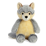 Wryly the Sweet and Softer Wolf Stuffed Animal by Aurora
