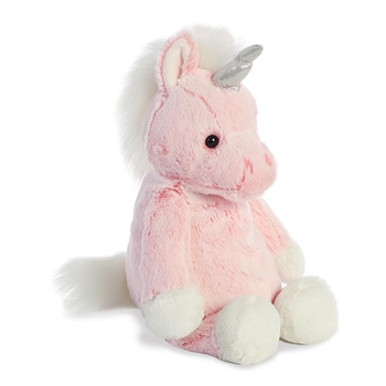 Frothy the Sweet and Softer Pink Unicorn Stuffed Animal by Aurora