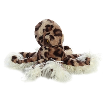 Olympus the Designer Stuffed Octopus Luxe Boutique Plush by Aurora