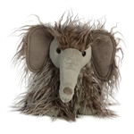 Elan the Designer Stuffed Elephant Luxe Boutique Plush by Aurora