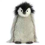 Fluffer Totty Stuffed Penguin Luxe Boutique by Aurora