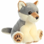 Lil Wiley the Little Baby Wolf Stuffed Animal by Aurora