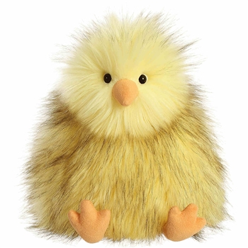 Winnie the Designer Stuffed Chick Luxe Boutique Plush by Aurora