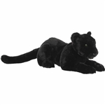 Raven the Designer Stuffed Black Panther Luxe Boutique by Aurora