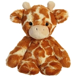 Small Sweet and Softer Giraffe Stuffed Animal by Aurora