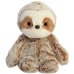 Small Sweet and Softer Sloth Stuffed Animal by Aurora