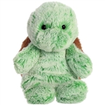 Small Sweet and Softer Turtle Stuffed Animal by Aurora