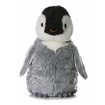 Plush Penny the Stuffed Emperor Penguin by Aurora
