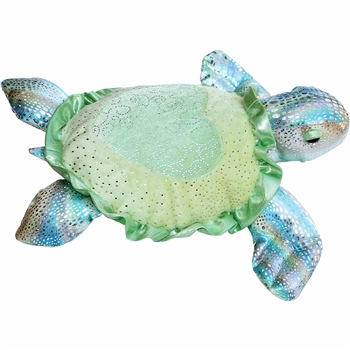Tamara the Shiny Sea Turtle Stuffed Animal by Aurora