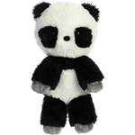 Stuffed Panda Bear Minkies Plush by Aurora