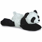 Ni Hao the Stuffed Panda Bear Flopsie by Aurora