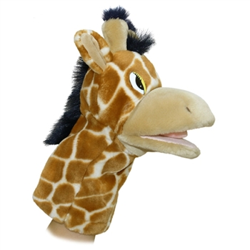 Jolie the Plush Giraffe Stage Puppet By Aurora