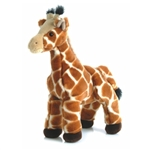 Zenith the Stuffed Giraffe by Aurora