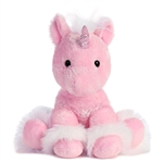 Dreaming of You the Pink Unicorn Stuffed Animal by Aurora