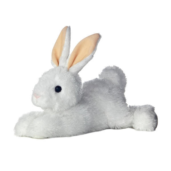 2c50ae3ad571 Chastity the White Stuffed Bunny Rabbit by Aurora Find more Flopsie stuffed  animals HERE! Larger Photo ...