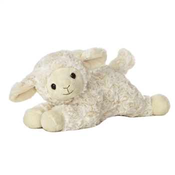 Sweet Cream the Musical Lamb Stuffed Animal by Aurora