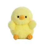 Chickadee the Chick Stuffed Animal Rolly Pet by Aurora