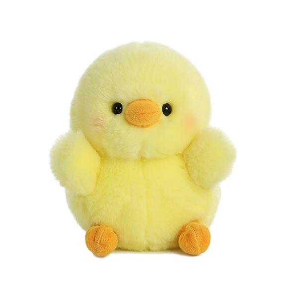 Chickadee The Chick Stuffed Animal Rolly Pet Stuffed Safari