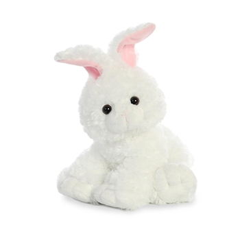 Fufu the Stompers White Bunny Stuffed Animal by Aurora