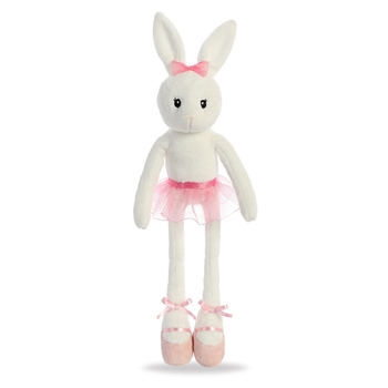 Bella the Ballerina Bunny Stuffed Animal by Aurora