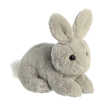 Penny the Stuffed Gray Bunny Rabbit by Aurora