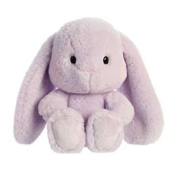Willa the Purple Stuffed Bunny Sweeties Plush by Aurora