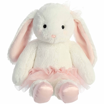 Jolene the Stuffed Bunny with Tutu by Aurora