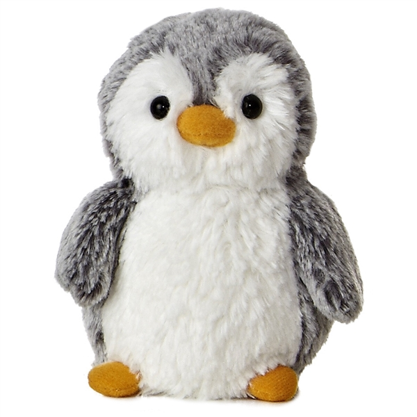 Pompom The Little Baby Penguin Stuffed Animal By Aurora At Stuffed
